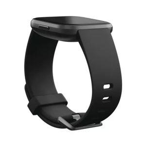 Fitbit-Classic Elastomer Versa Watch Band/Black/S